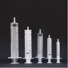 Syringe (plastic) 10ml