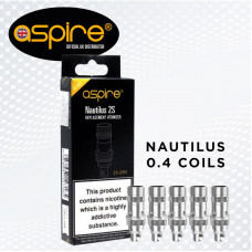 NAUTILUS 2S COIL 0.4ohms (Pack of 5)