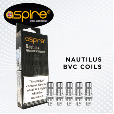 NAUTILUS BVC COIL 1.8ohms (Pack of 5)