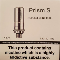 Prism S Coil 1.5ohms (Pack of 5)