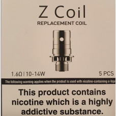 Innokin Zlide Coil 1.6ohms (Pack of 5)