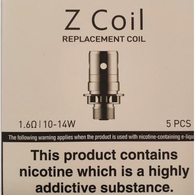 Innokin Zlide Coil 1.6ohms (Pack of 5)