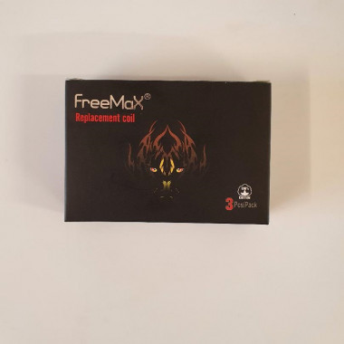 Freemax Single Mesh Coil 0.15ohms (Pack of 3)
