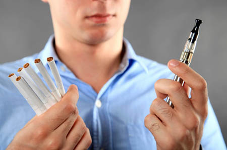 Smokers Who Switch to Vaping Dramatically Improve Cardiovascular